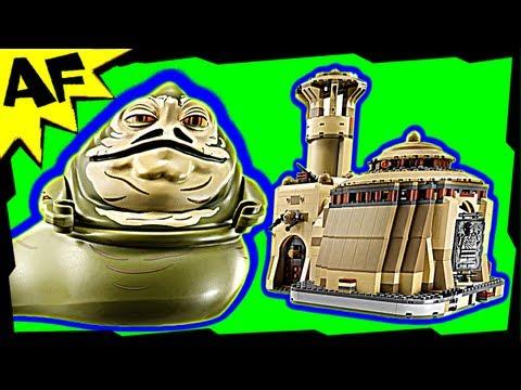 Vidéo LEGO Star Wars 9516 : Le palais de Jabba