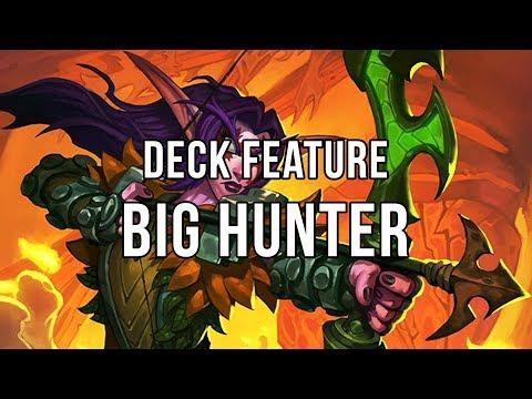 Zajímavé decky  - Big Hunter