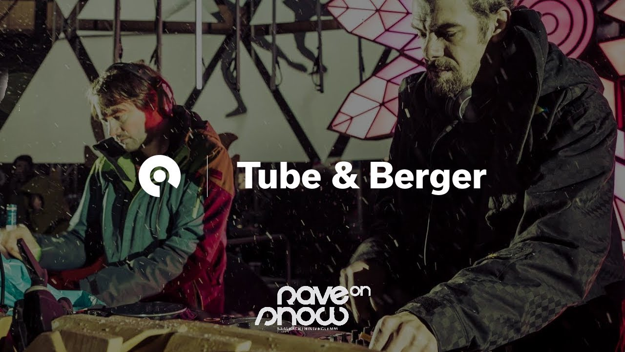 Tube & Berger - Live @ Rave On Show 2017