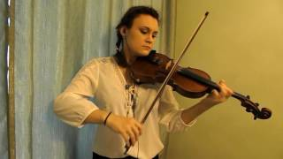 """Скрипка Ибрагима из сериала """"Великолепный век"""" (violin cover)"""