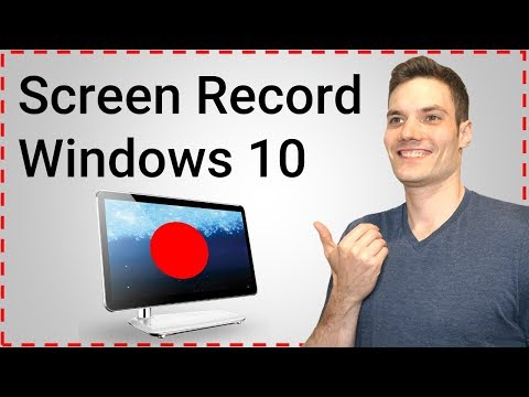 Download How to Screen Record on Windows 10 Mp4 HD Video and MP3