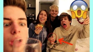 ONLY 4% OF PEOPLE CAN HEAR THIS SOUND (ALMOST IMPOSSIBLE) | DuhItzMark, BruhItsZach, Weston Koury