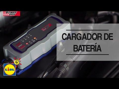 Cargador De Batería Para Automóvil - Lidl España