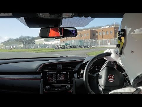 StigCam: Honda Civic Type R   Top Gear