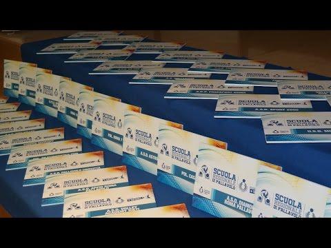 Preview video Premiazione Scuole Regionali di Pallavolo