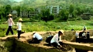 Обезлюдевшая рыбацкая деревня на реке янцзы китай
