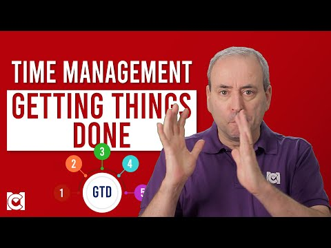 How Does the Getting Things Done Time Management Method ...