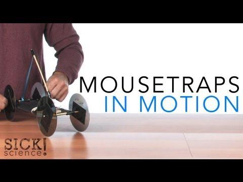 Mouse Trap Car Mechanism