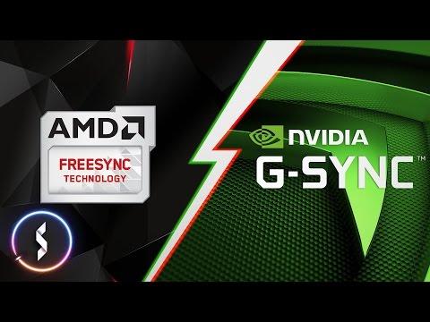 FreeSync Versus G-Sync, The Screen Tearing Showdown