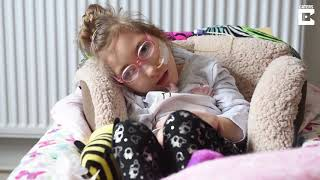 Girl Born With No Brain Defies Odds