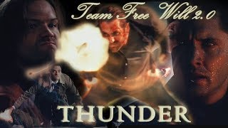 Team free Will 2.0  - Thunder (Video/Song request)