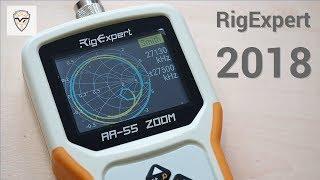 видео RigExpert AA-35 Zoom
