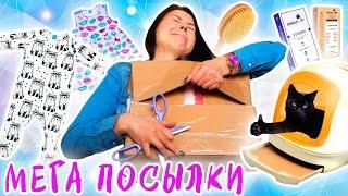 РАСПАКОВКА ОГРОМНЫХ ПОСЫЛОК / Unboxing haul