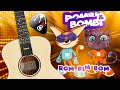 Rombi & Bombi - Rom Bim Bom. Fingerstyle Guitar Cover with Tabs and Karaoke