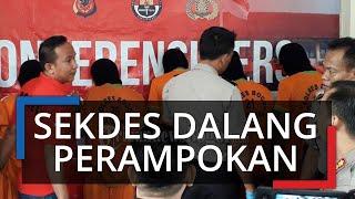 Sekdes Jadi Dalang Perampokan Rumah di Cijeruk Bogor, Temannya Bertugas Mengancam