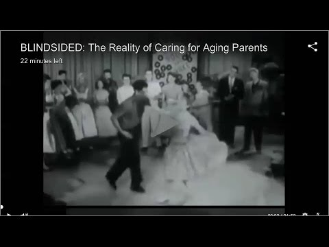 Blindsided: The Reality of Caring for Aging Parents