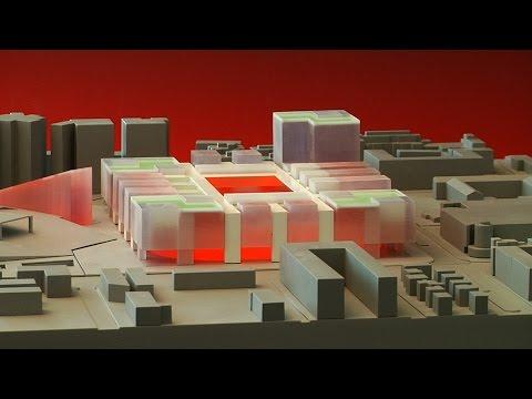Il plastico del nuovo stadio del Milan | AC Milan Official