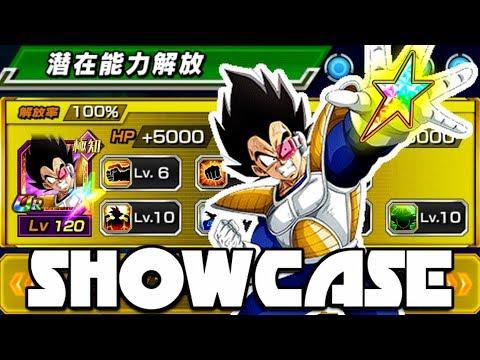 WHAT A MONSTER! 100% INT Scouter Vegeta TUR Showcase | Dragon Ball Z Dokkan Battle