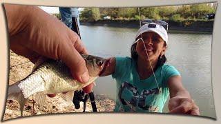 Рыбалка на варнавинском сбросном канале