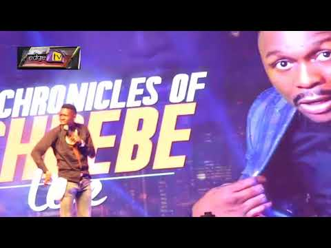 Akpororo l Ushbebe l Gordons Crack Jokes With Wizkid, Tiwa Savage & 2Face Idibia