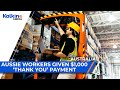 Aussie workers given $1,000 'thank you' payment | ASX Market Update