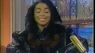 Aaliyah on Rosie O'donnell Show (Interview)