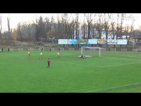 WIDEO: Wólczanka Wólka Pełkińska - Korona II Kielce 2-0