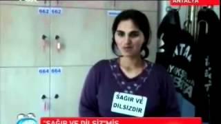 Antalya Zabıta ekiplerinin dilenci operasyonu