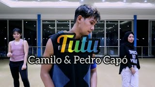 Camilo & Pedro Capó   Tutu | ZUMBA | FITNESS | At Global Sport Center Balikpapan