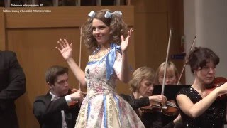 """Video thumbnail of """"Patricia JANEČKOVÁ: """"Les oiseaux dans la charmille"""" (Jacques Offenbach - Les contes d' Hoffmann)"""""""