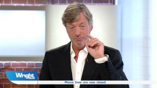 Richard gets his own riddle wrong wrightstuff