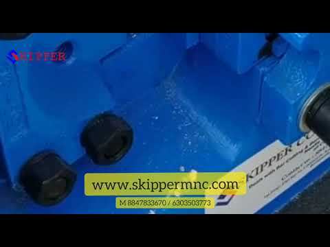 SKC 50 Bar Cutting Machine