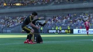 FIFA 17 Goal of the Week Submission