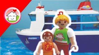 Playmobil Film Deutsch Auf Kreuzfahrt Mit Familie Hauser Teil1 / Family Stories / Kreuzfahrschiff