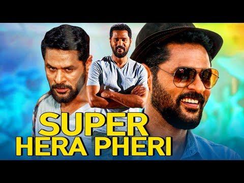 Super Hera Pheri (2019) Tamil Hindi Dubbed Full Movie   Prabhu Deva, Hansika