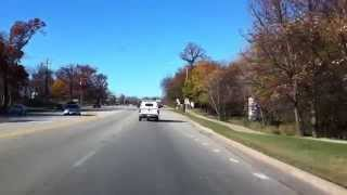 Driving in the Fall colors - listening to some Norah Jones