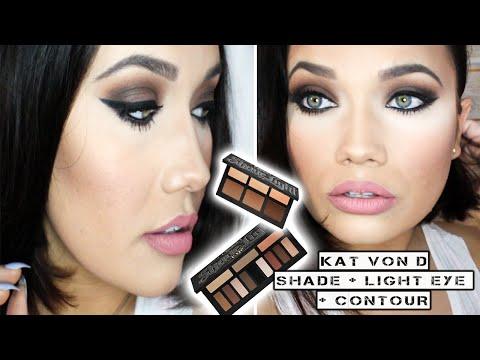 Shade + Light Face Contour Palette by KVD Vegan Beauty #3