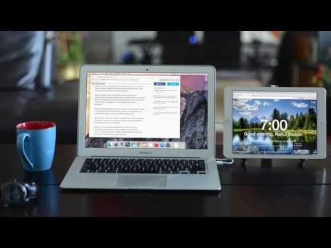 Duet Display Mirrors Your Mac's Screen On Your iPad Without Lag
