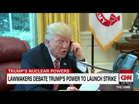 Some Democrats concerned Trump too 'unstable' for nukes