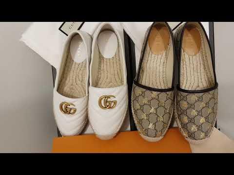 Birthday haul - SHOES - Louis Vuitton / Gucci
