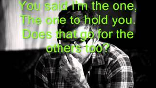 City and Colour-How Come Your Arms Are Not Around Me (with lyrics)