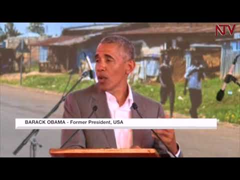 Obama says young Kenyans nolonger need to seek refuge abroad