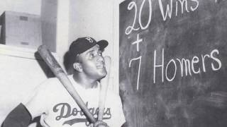 Don Newcombe -  The Only Pitcher To Win The Cy Young, MVP, And Rookie Of The Year