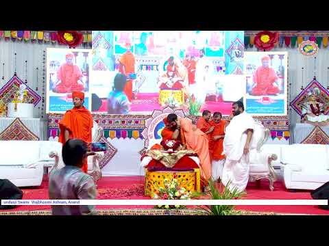 Dashamskandh Katha Day 3 | Bhavnagar | Vrajbhoomi Ashram | N C Swami | K.P.Swami