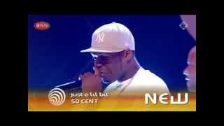 50 Cent ft. Spider Loc - Just A Lil Bit  ( TotP 2005 )