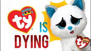 TY is DYING! Other Beanie Boo Sellers?