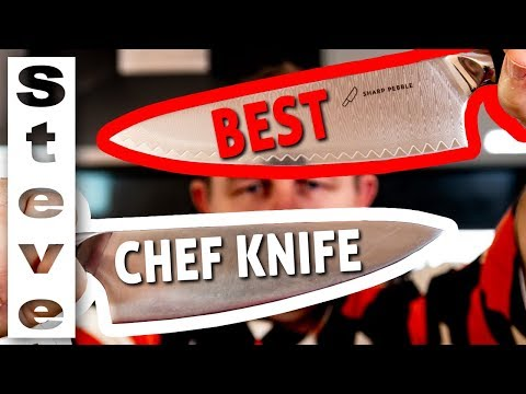 BEST VALUE Chef knife of 2018 – Sharp Pebble Review