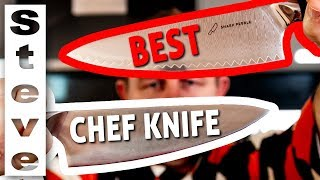 BEST VALUE Chef knife of 2018 - Sharp Pebble Review