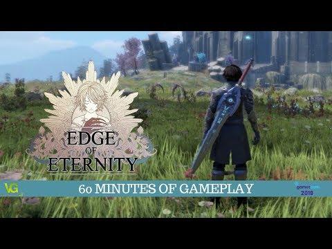 Gameplay de Edge of Eternity Digital Deluxe Edition