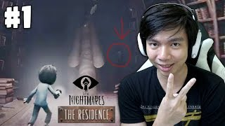 Kamarnya The Lady - Little Nightmares: The Residence - Indonesia Part 1